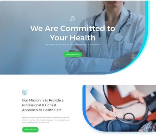 Behavioral Health/Therapist/Doctor Templates
